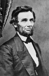 Lincoln, 1861