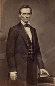 Lincoln by Brady, 1860