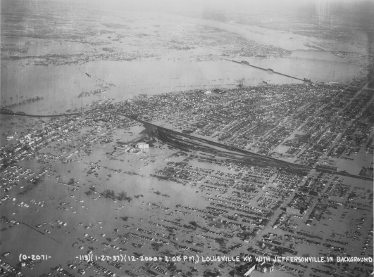 Flood Aerial