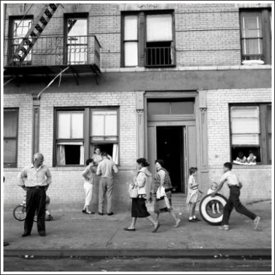 108th Street, New York, NY, September 28, 1959