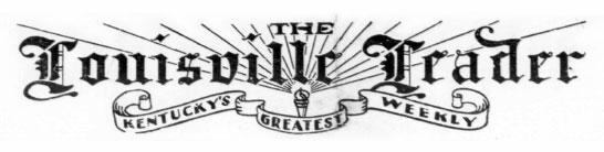 Louisville Leader banner