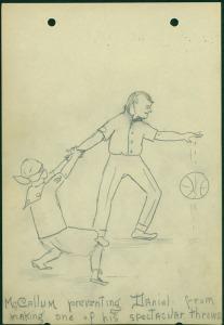 Daisy McCallum Basket Ball Journal, page 47