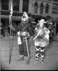 Mardi Gras, 1948.