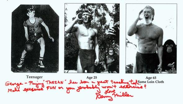 Denny Miller photos