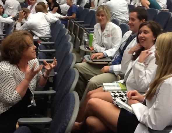 vida and dental students