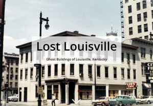 Lost Louisville cover
