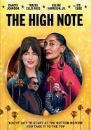 The High Note DVD Cover
